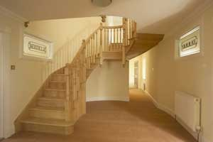 Staircase Manufacturer Fife Scotland